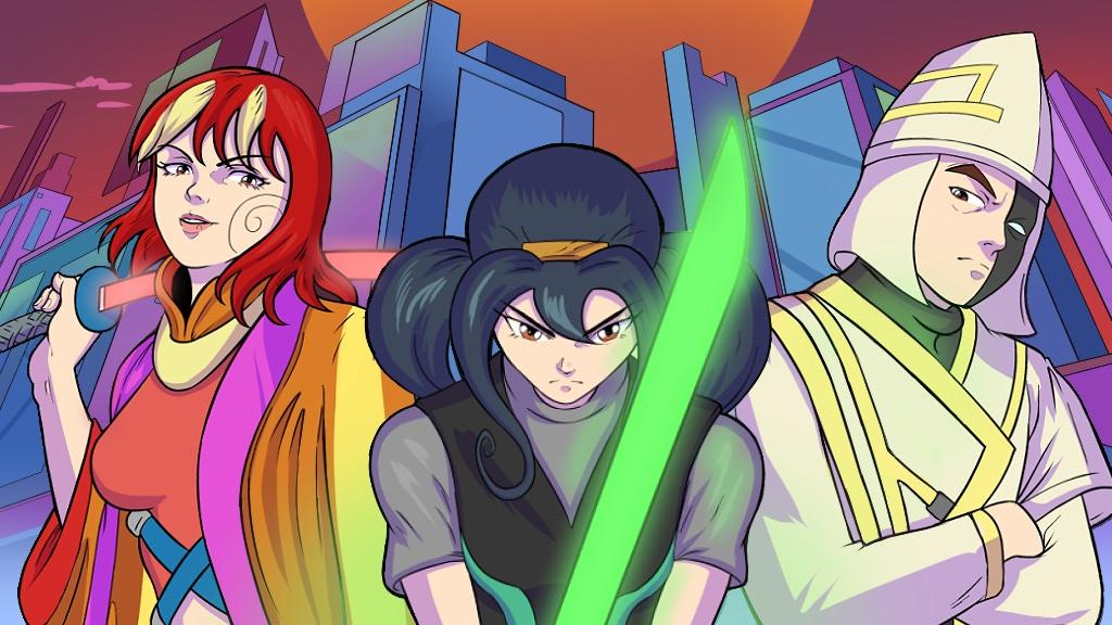 Tokyo Blade Detectives #2 project video thumbnail