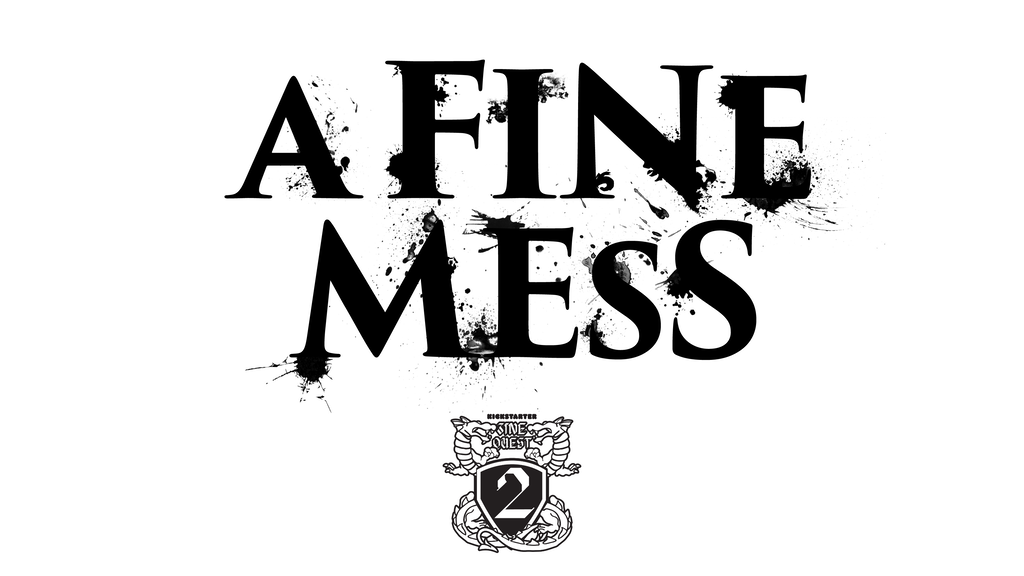 Project image for A Fine Mess - ZineQuest 2