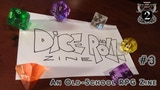 Dice Roll Zine #3 [Zine Quest] thumbnail