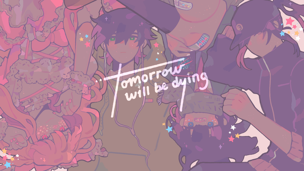 Tomorrow Will Be Dying: A University Life Sim Visual Novel project video thumbnail