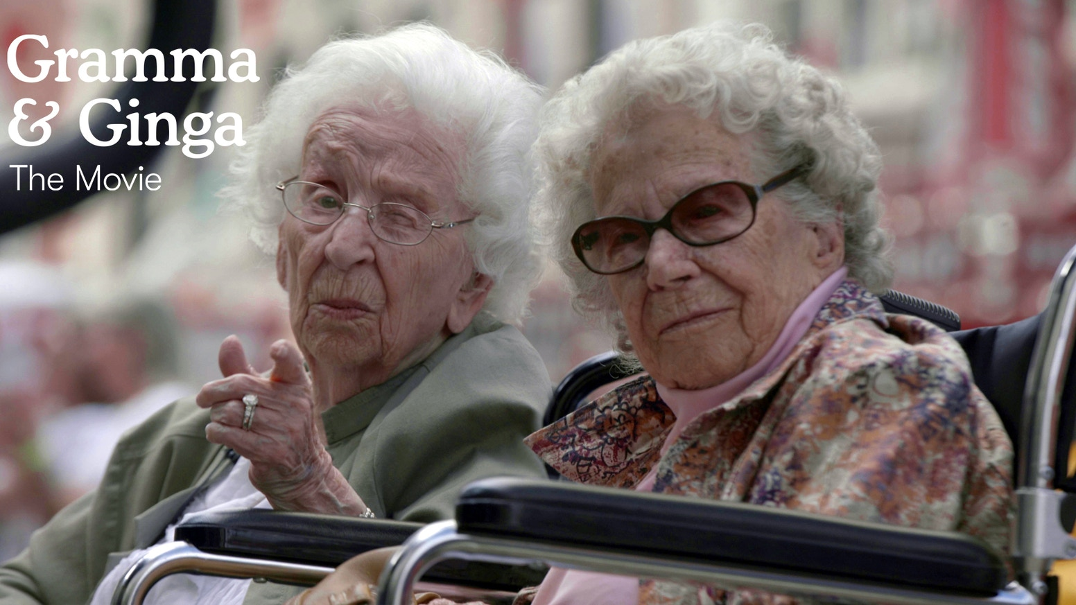 A short documentary about beloved sisters Gramma and Ginga who, at ages 106 and 101, are world-famous internet superstars! COMING SOON!