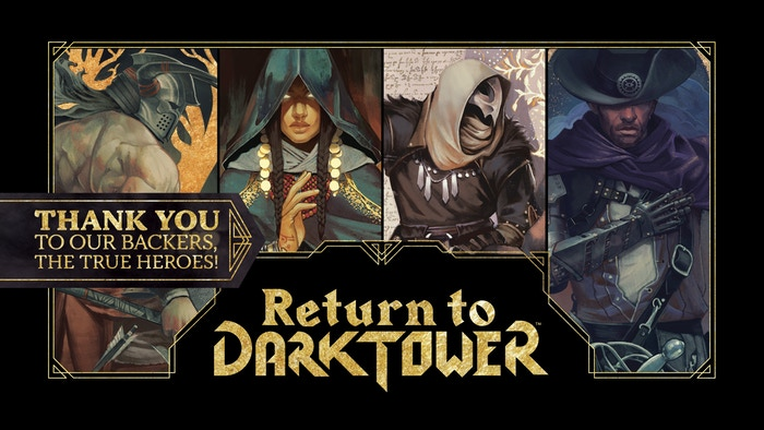 An epic fantasy game pitting 1-4 heroes against an intelligent, malevolent tower.