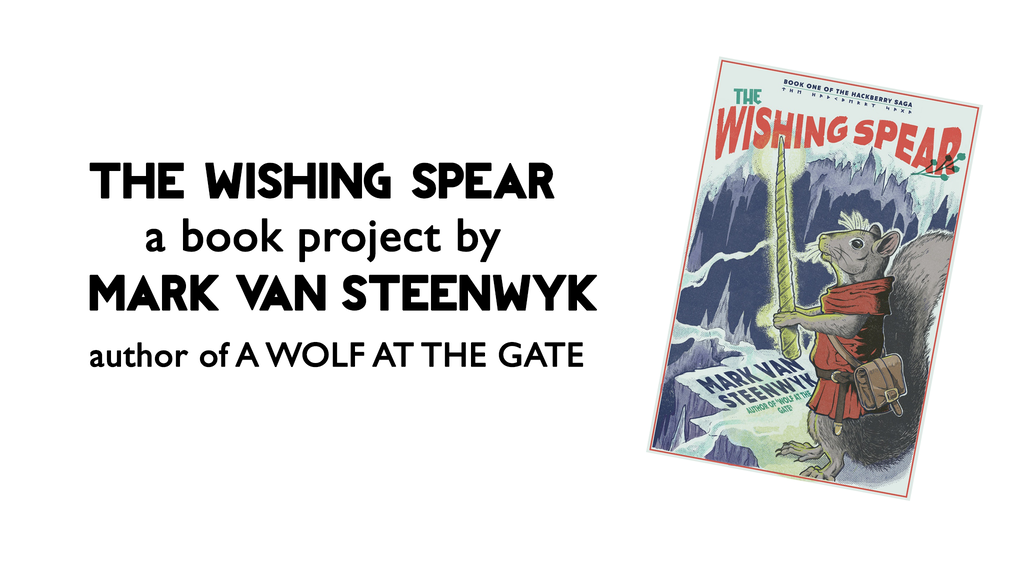 The Wishing Spear: A Hackberry Novel project video thumbnail