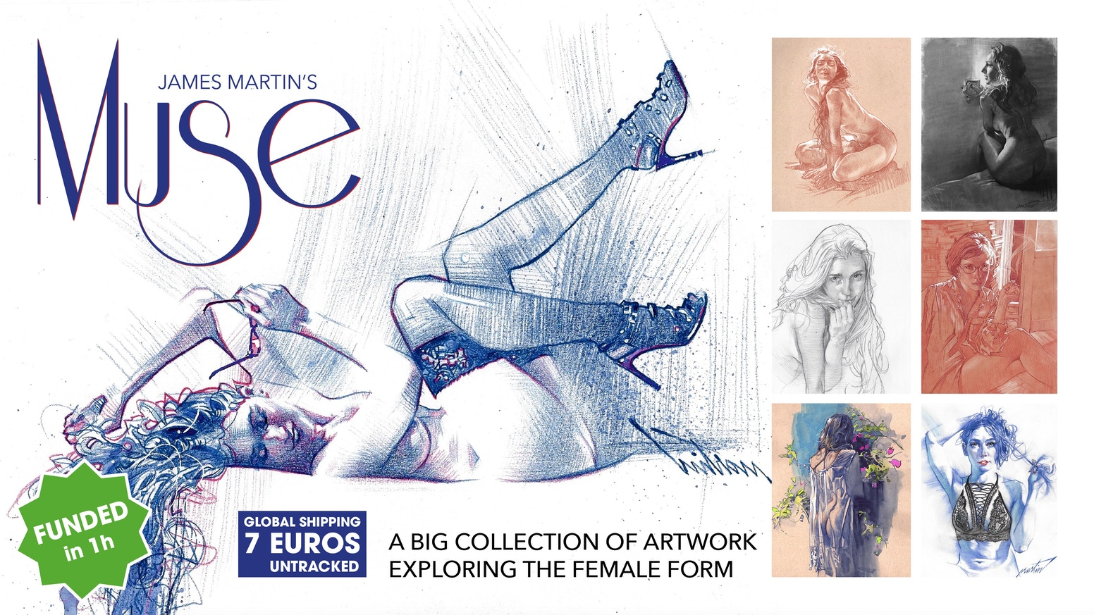 A celebration of the female form
