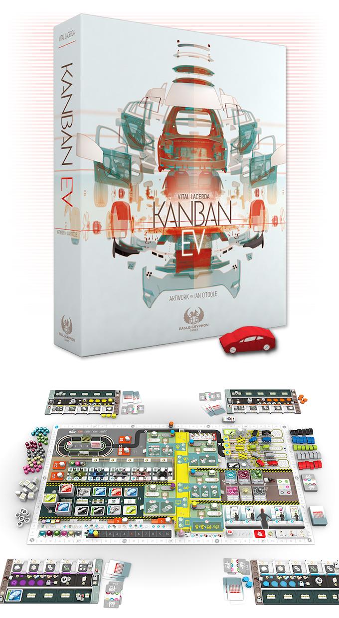 Kanban EV - Juegos de mesa