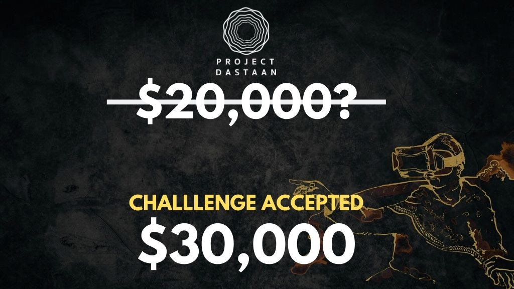 PROJECT DASTAAN: Reconnecting Refugees ($30,000 NEW GOAL) project video thumbnail