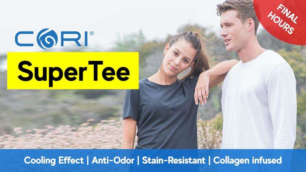 CORI SuperTee: The next generation of t-shirts project video thumbnail