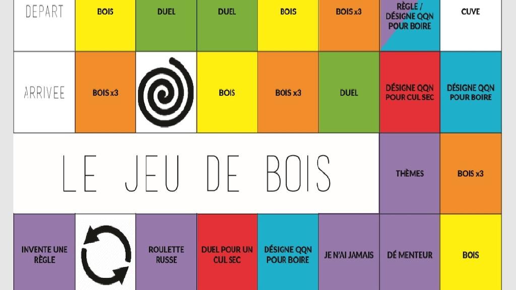 Project image for LE JEU DE BOIS