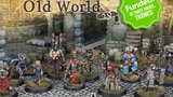 Citizen of the Old World 2.0 - 28mm Heroic Scale miniatures thumbnail
