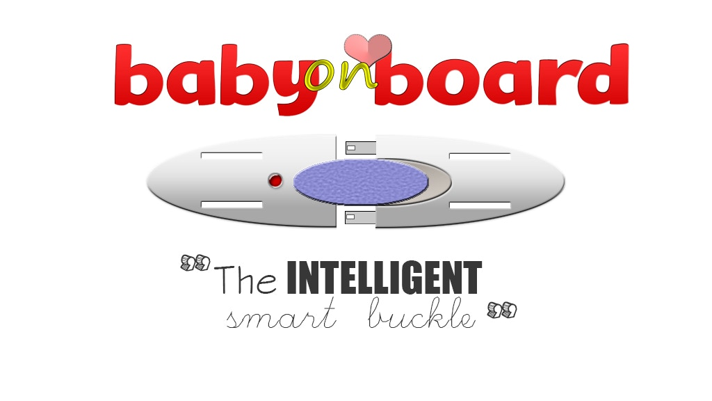 Project image for BabyonBoard // The Smart Buckle