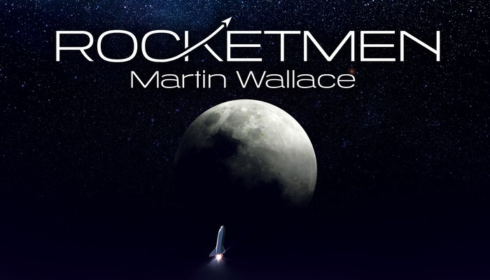 A fast-paced deck-building tabletop game of modern space exploration for 1-4 players. A new masterpiece from Martin Wallace.