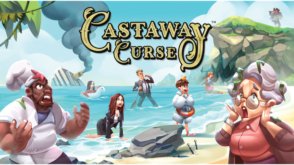 Castaway Curse project video thumbnail