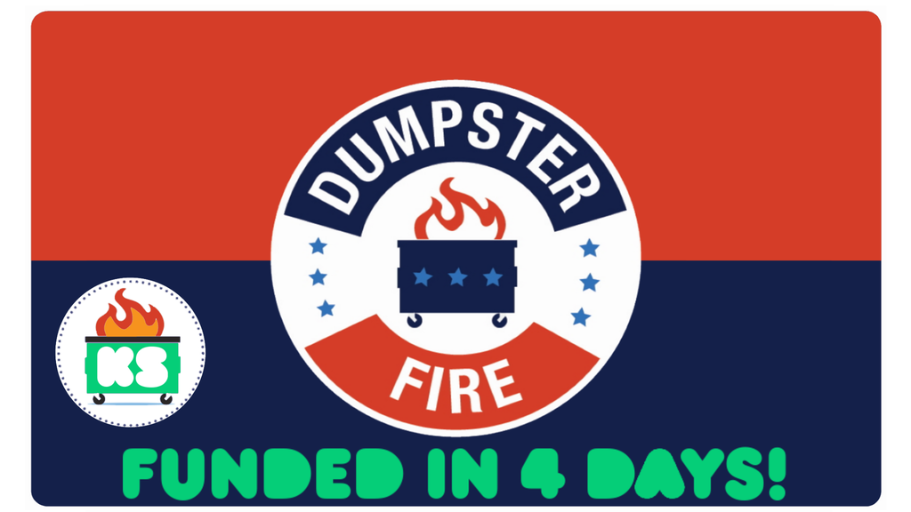 Dumpster Fire project video thumbnail