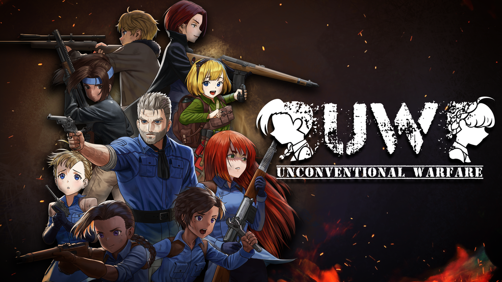 Unconventional Warfare: An Anime Tactics War Game project video thumbnail