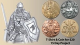 Mythic T-Shirts and Coins thumbnail