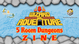 5 Room Dungeons: an RPG zine for D&D 5th Edition thumbnail