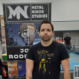 Joel Rodriguez of Metal Ninja Studios