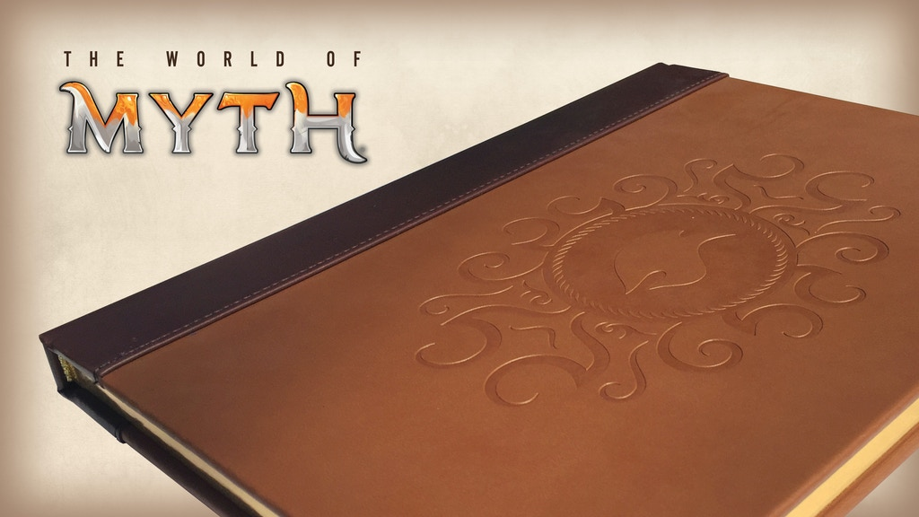 Myth - World of Myth project video thumbnail