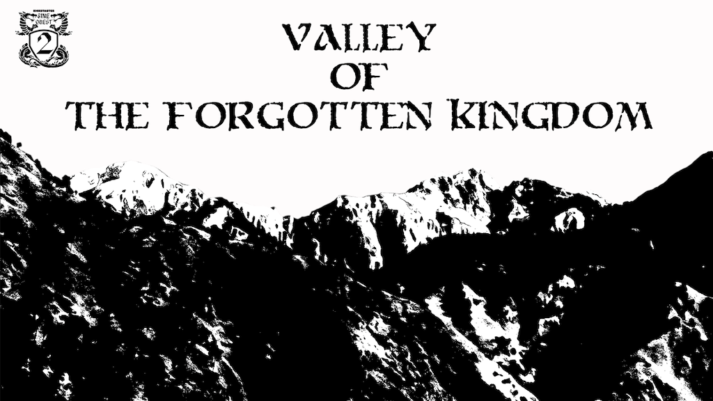 Project image for Valley of the Forgotten Kingdom - ZineQuest 2