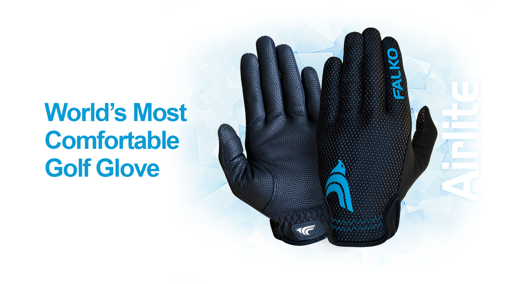 FALKO Airlite: World's Most Comfortable Golf Glove project video thumbnail