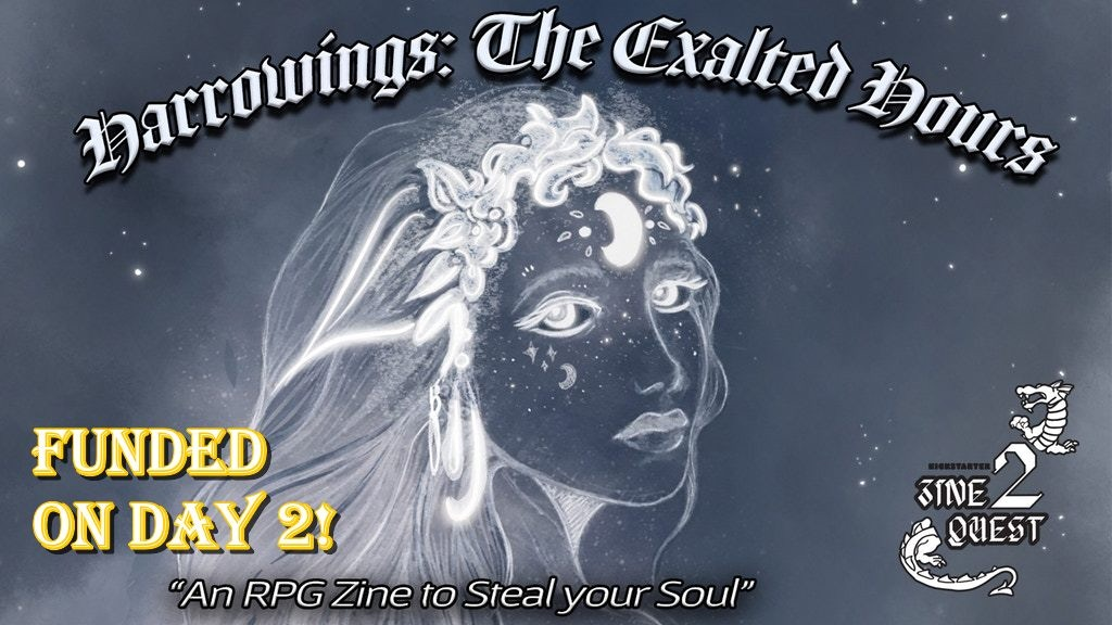 Harrowings: The Exalted Hours project video thumbnail
