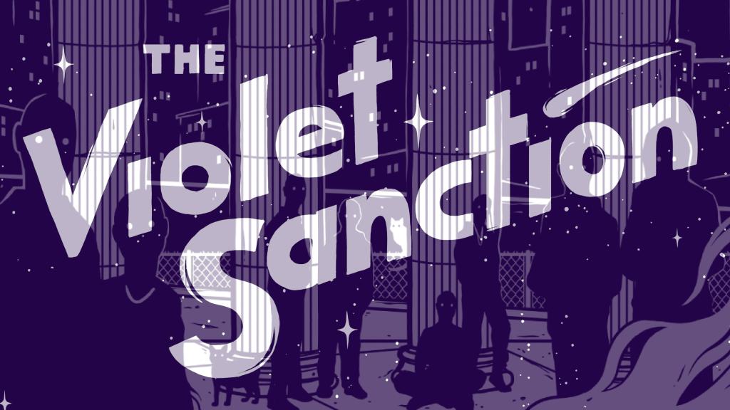 Project image for THE VIOLET SANCTION