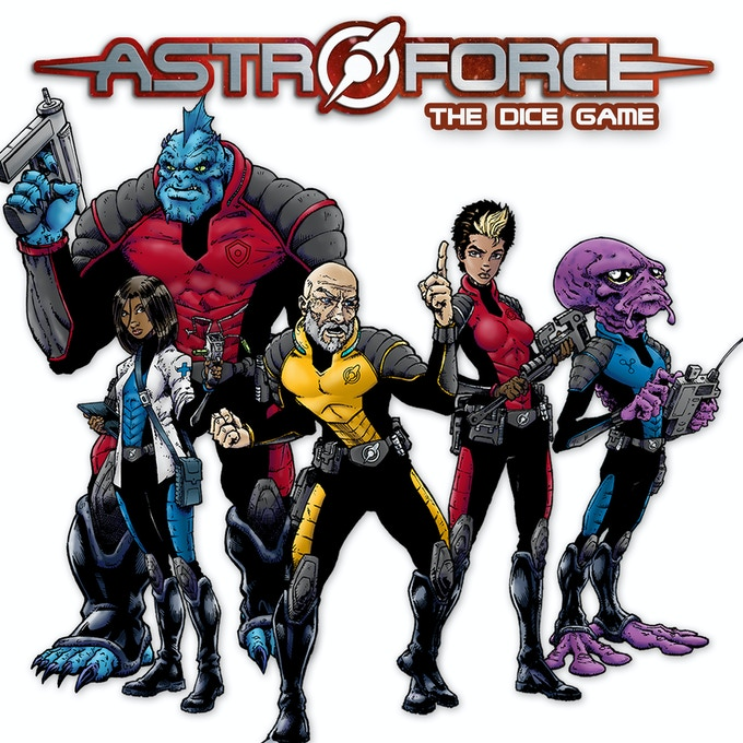 Astroforce: The Dice Game