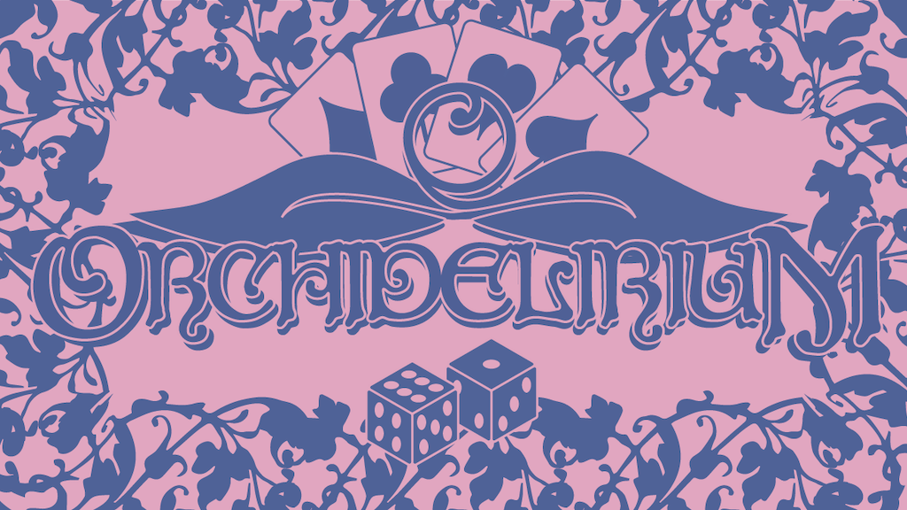 Project image for Orchidelirium