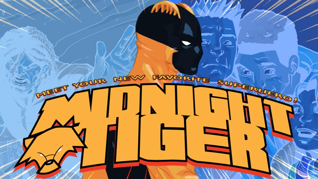 Project image for MIDNIGHT TIGER #3: End of the Beginning