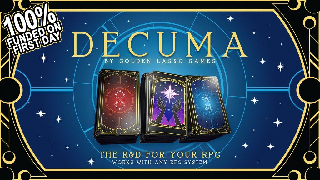Decuma: The R&D for your RPG project video thumbnail