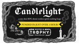 CANDLELIGHT - an RPG zine compatible with Trophy Dark thumbnail