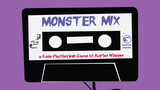 Monster Mix: A Role Playlisting Game Zine thumbnail