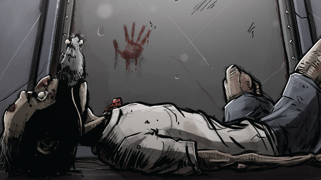 Dusk County Chronicles: Nightfall #1- Horror Survival Comic project video thumbnail