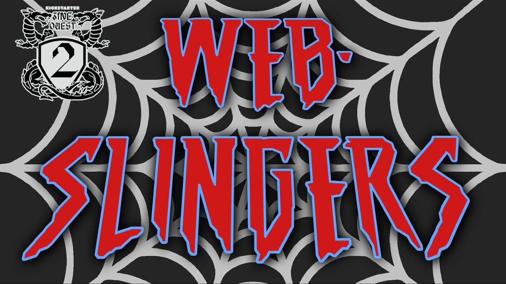 Project image for Web-Slingers: Into the Worlds-Wide Web