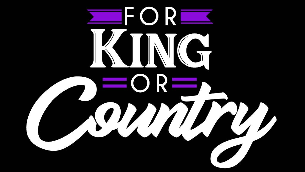 Project image for For King or Country
