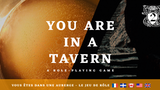 You are in a tavern # Zine Quest thumbnail