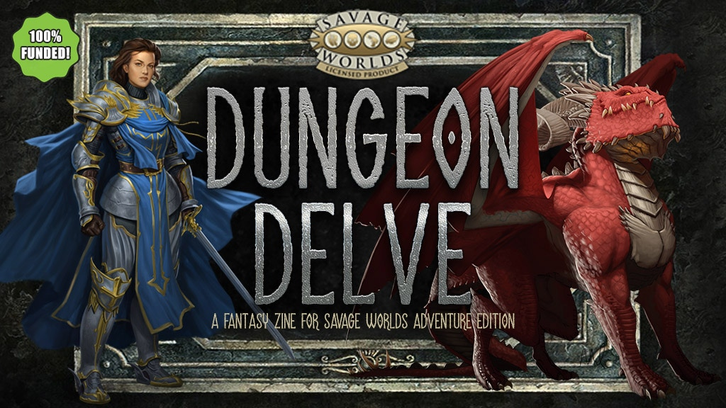 Project image for Dungeon Delve