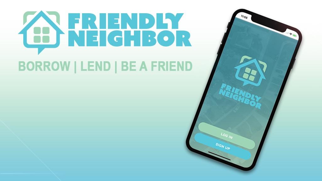 Friendly Neighbor App! project video thumbnail
