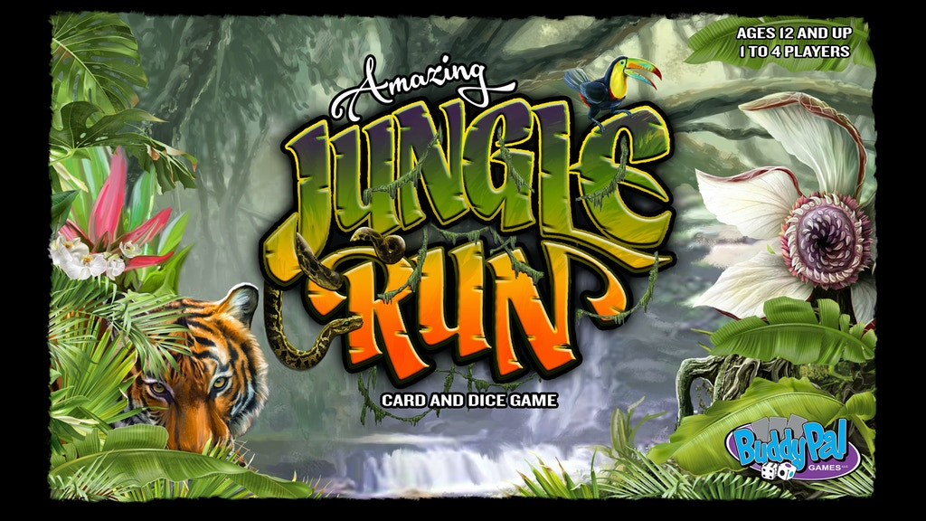 Amazing Jungle Run Game project video thumbnail