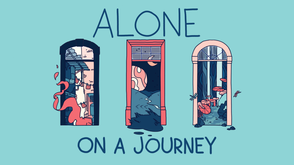 Project image for Alone On A Journey