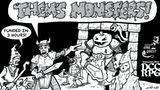 Them's Monsters! [Zinequest] thumbnail