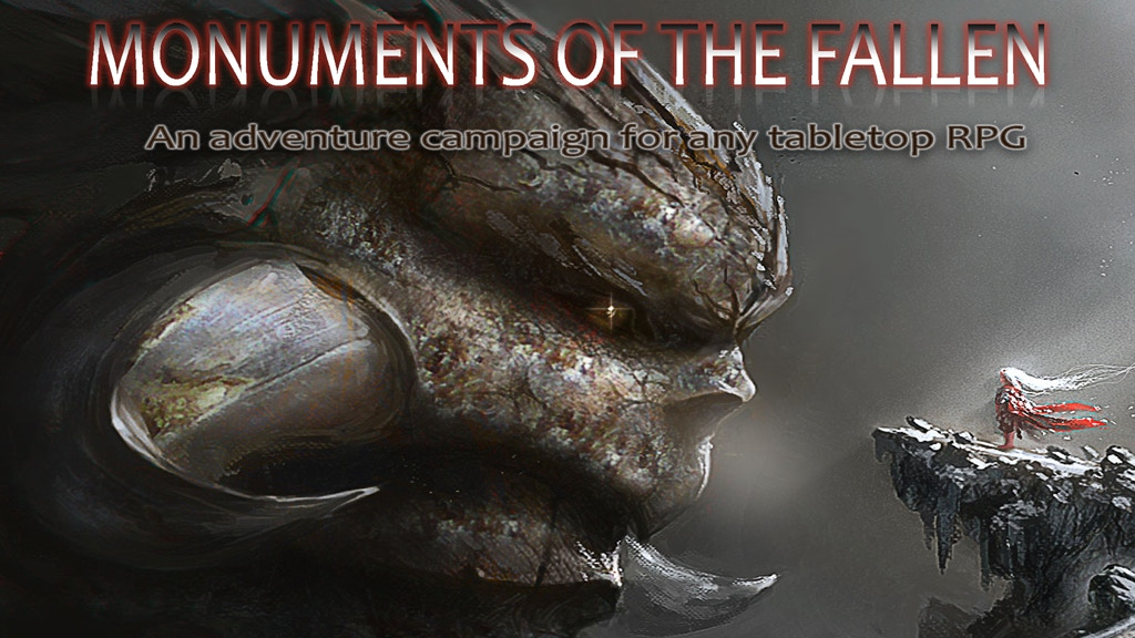 Project image for Monuments of The Fallen (Canceled)