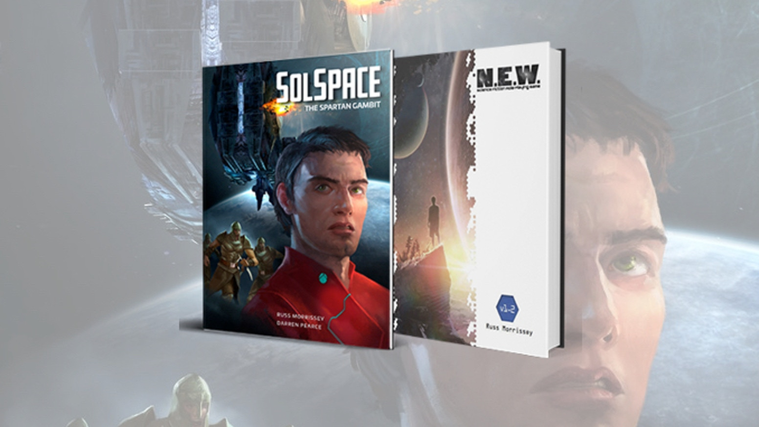 It's Die Hard... on a starship! Can the PCs end the Spartan siege of the USF Copernicus? Plus full deck plans of an entire starship!