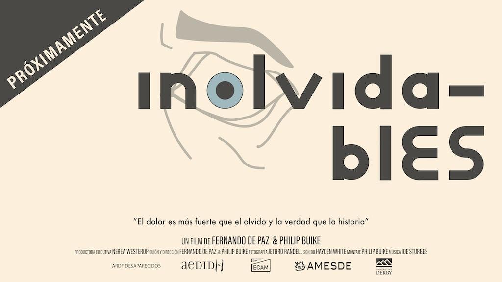 INOLVIDABLES - UNFORGOTTEN project video thumbnail