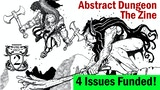 Abstract Dungeon: The Zine - Zine Quest 2020 thumbnail