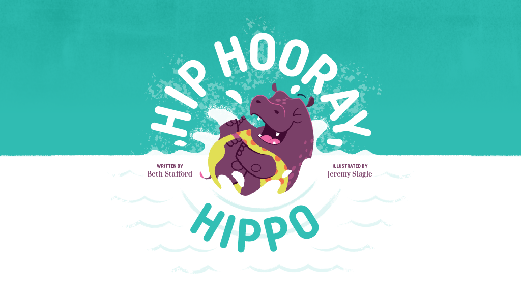 Hip Hooray, Hippo: Children's Book project video thumbnail
