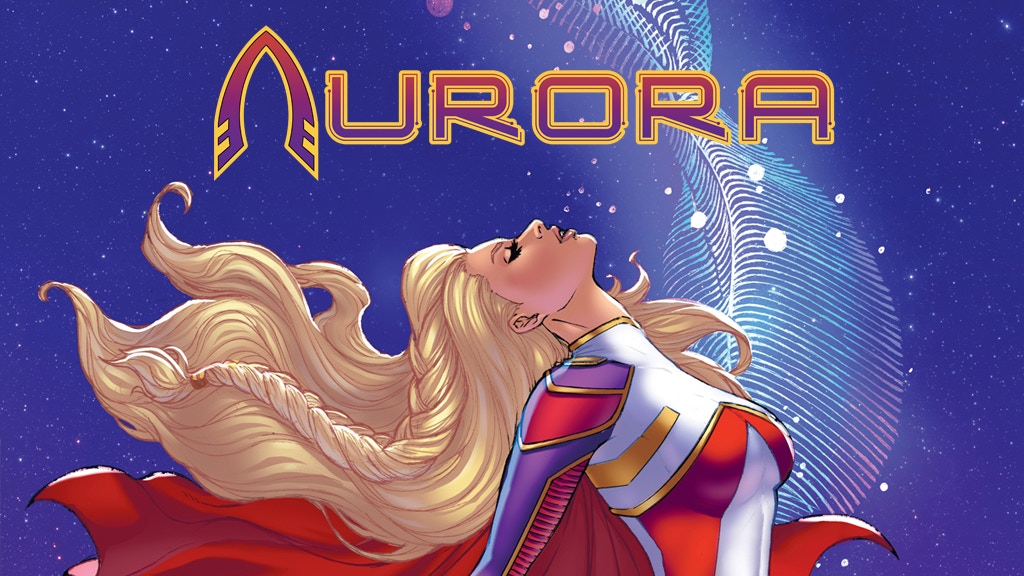 Aurora project video thumbnail