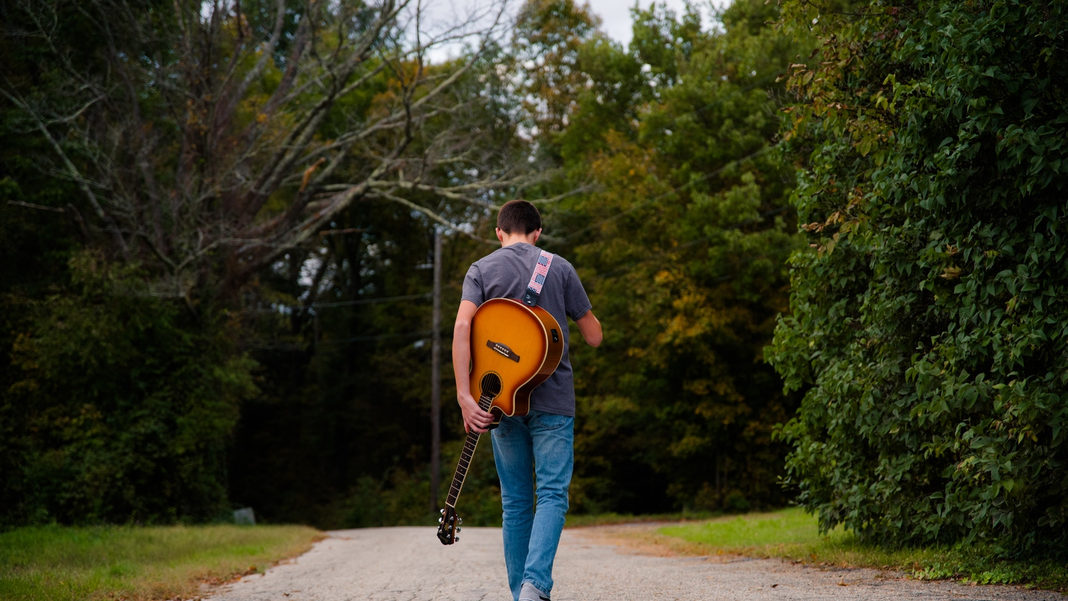 Recording 5 song studio EP in Nashville TN.