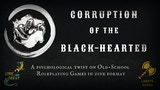 Corruption of the Black-Hearted - A Zine Quest RPG thumbnail
