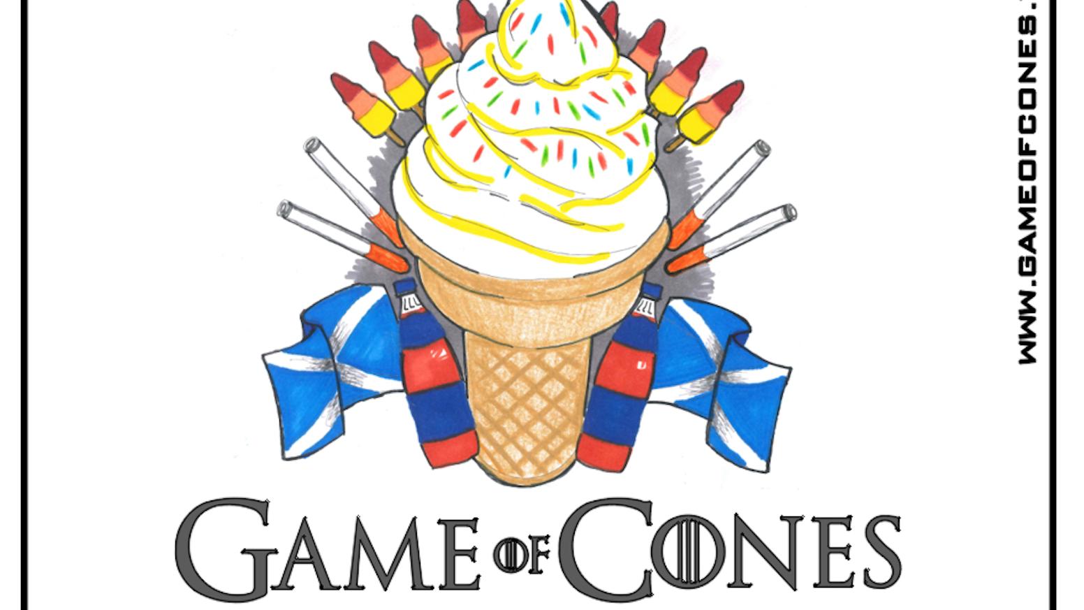 Game Of Cones Comedy Pilot By Lee Crompton Kickstarter